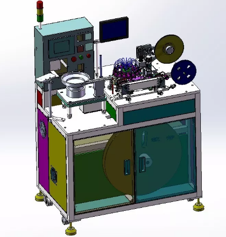 商品归类 :LED测试分选设备归类浅析
